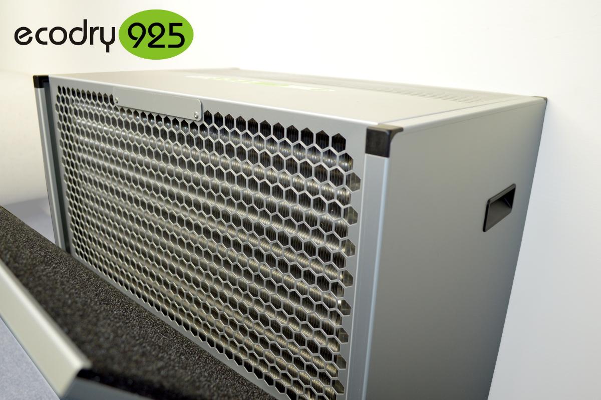 Ecodry925-filtermatte-klappe-offen