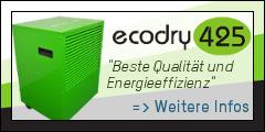 ecodry 425 Kellerentfeuchter