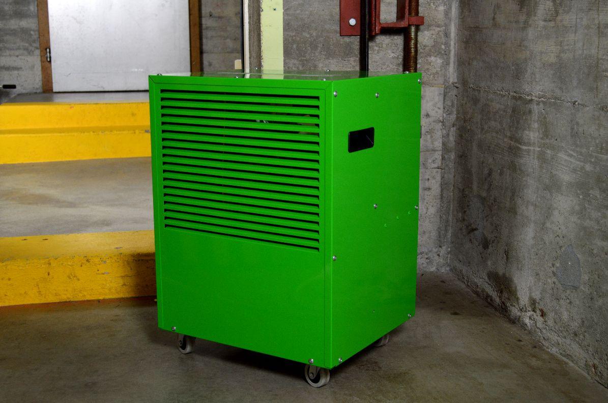 Luftentfeuchter In Zivilschutzanlage