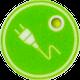 ecodry Entfeuchter Power-Anzeige